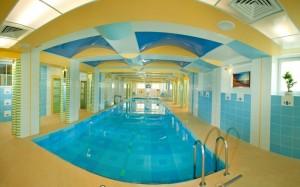 Лучший бассейн города для отдыха