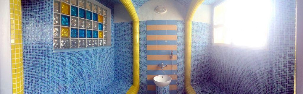 Турецкая баня хаммам в релакс-зоне Обертайх